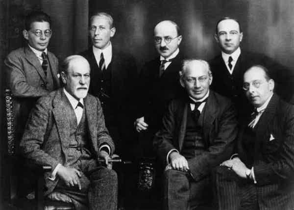 프로이트 이후의 정신분석학 분파와 저자들