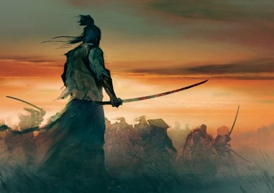 전장의 사무라이: 무사도: 사무라이의 방식에서 얻는 7가지 교훈