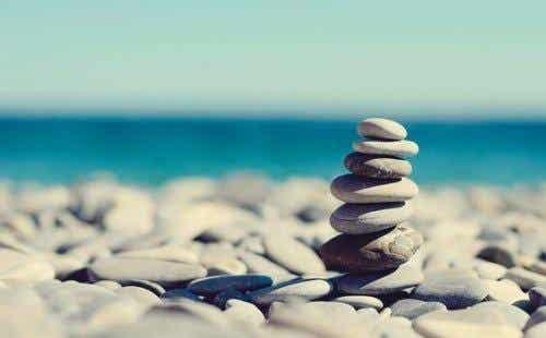 돌의 우화: 걱정을 멈추고 문제를 해결하는 방법