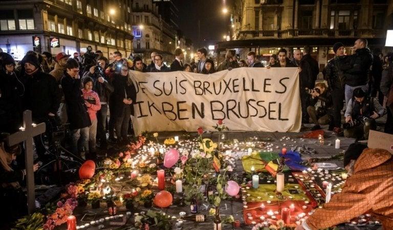 브뤼셀 테러 공격