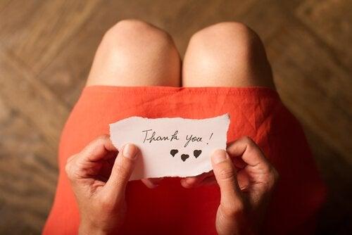 감사하는 마음을 기르기 위한 3가지 방법