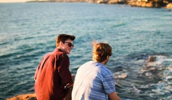 바다 보는 친구: 좋은 여행 친구의 특징