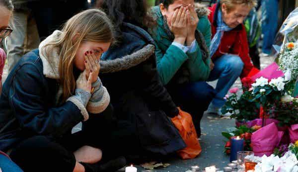 테러: 테러의 그림자로 인해 희망을 잃을 때