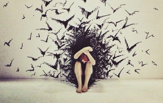 감정 소진: 강해지도록 스스로를 몰아 붙이는 사람들