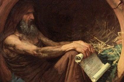 견유학파 디오게네스의 5가지 당황스러운 명언