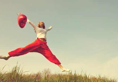 긍정적 사고 및 긍정적 단언의 힘: 5가지 단계