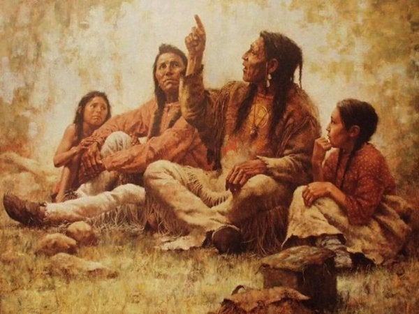 체로키 인디언