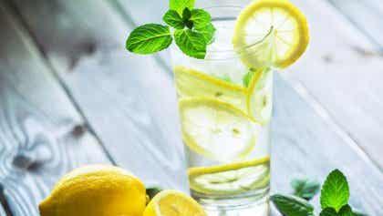 따뜻한 레몬수를 아침에 마셔야 하는 이유