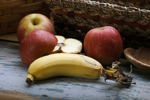 사과와 바나나