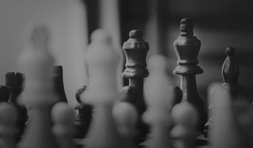 체스판 위 체스