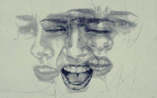 여러감정을 느끼는 얼굴: 더 나은 삶을 위한 5가지 감정 제어 기술