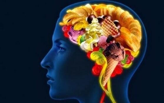 음식으로 가득찬 두뇌: 감정과 음식 사이의 관계