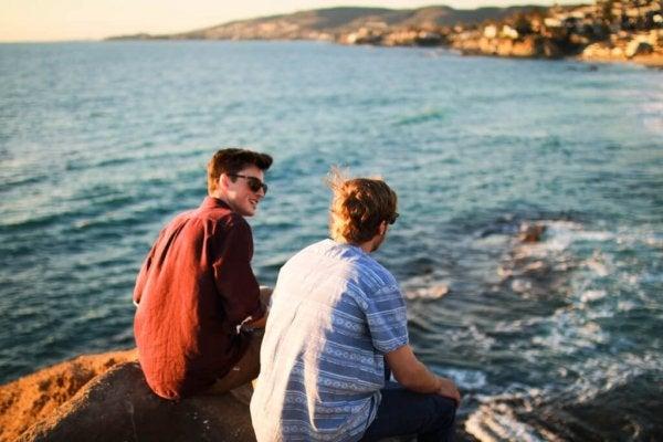 진정한 친구의 특징 우정 자유 관계