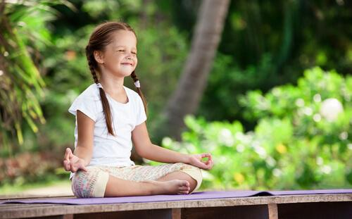 아동 명상: 어린 나이부터 내면의 정원 가꾸기