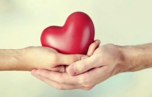 관계 안에서 주는 사람과 받는 사람: 기브 앤 테이크의 역학