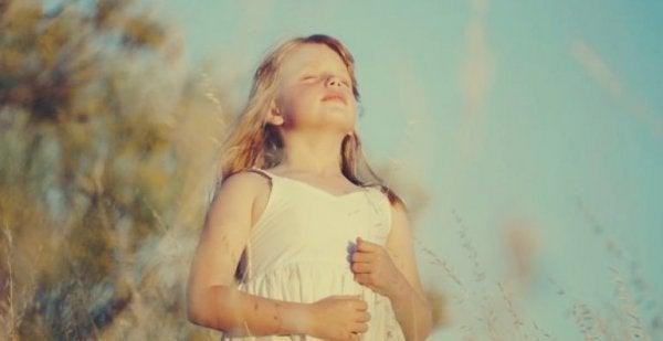 아이들을 위한 4가지 재미있는 호흡 운동
