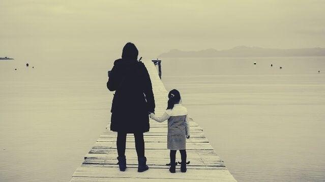엄마의 부재가 아이에게 미치는 영향