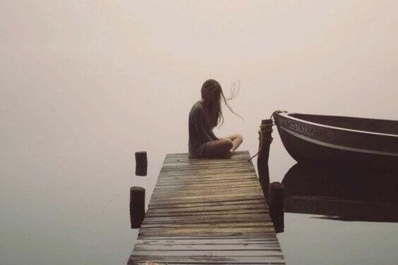 배 여자 반응성 우울증