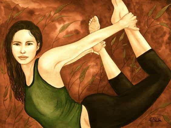영혼의 근육: 요근을 풀어주는 3가지 스트레칭 방법