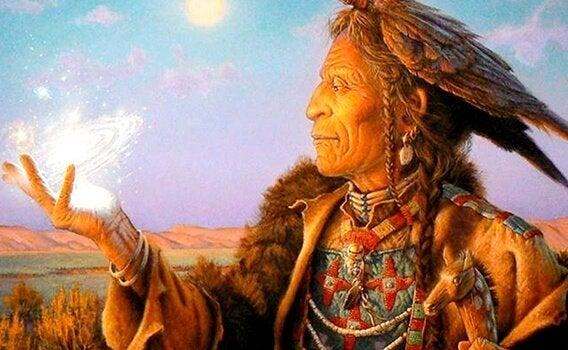 톨텍 인디언의 지혜에서 나온 5가지 명언