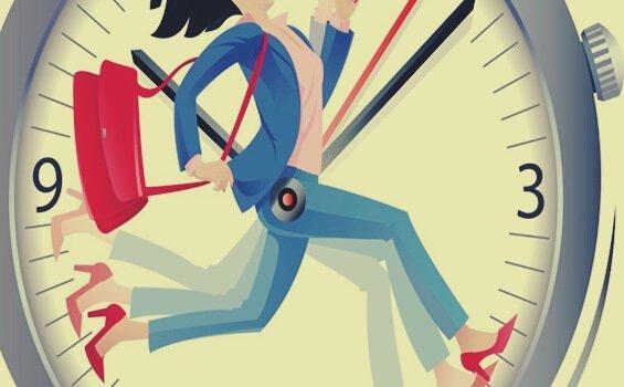 시간에 쫓기는 여자: 스티븐 코비의 시간관리 매트릭스