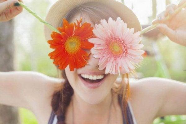 자기 자신을 사랑하는 방법을 배우기 위한 5가지 권장사항