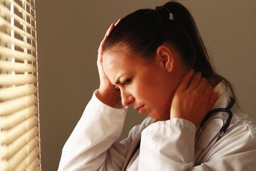 건강 전문가들이 느끼는 공감피로는 무엇일까?