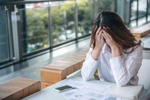 에르고포비아(일 공포증): 일에 대한 비이성적인 두려움