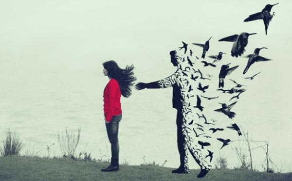 잠수 이별: 고스팅 이별을 극복하는 방법