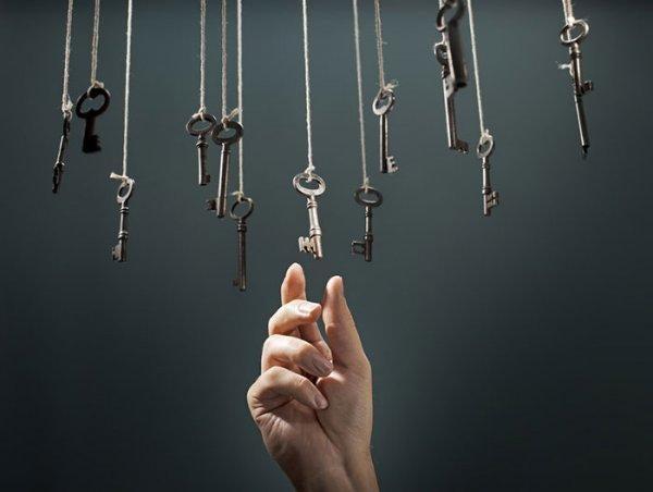 직관적 사고의 열쇠