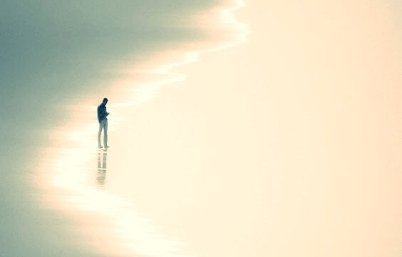 해변가 사람: 포스트모던 외로움과 사랑에 대한 신화