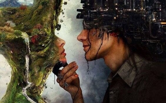 꿈과 희망으로 가득찬 사랑