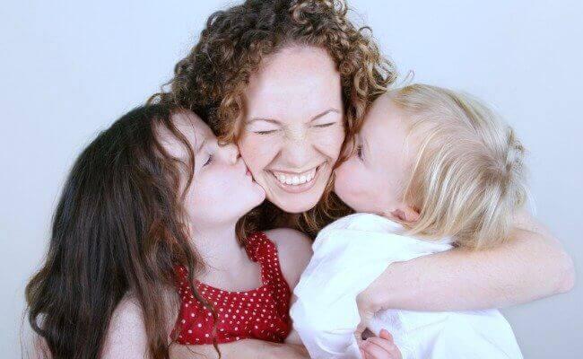 친근감: 친밀한 가족