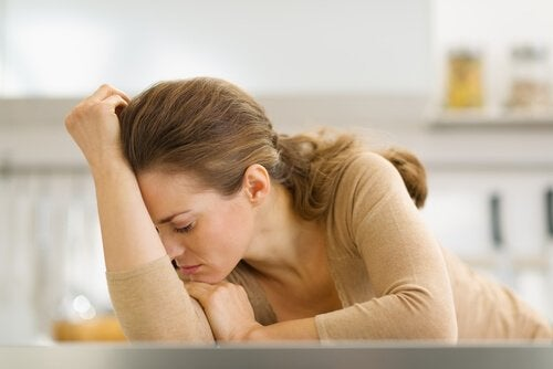 주부가 받는 스트레스