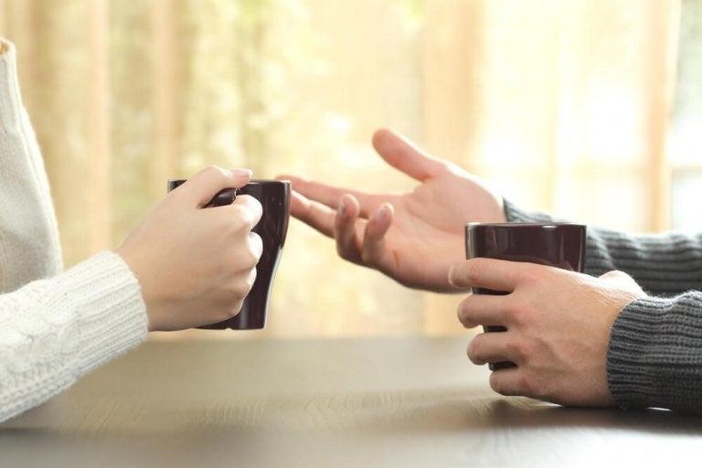언쟁과 싸움이 발생하는 주된 원인