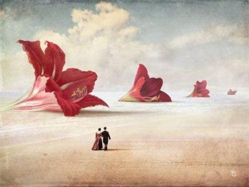 낭만적 사랑의 진화