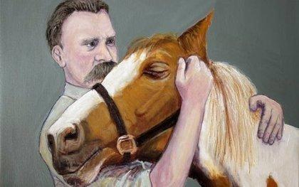 니체는 왜 말을 껴안고 울었을까?