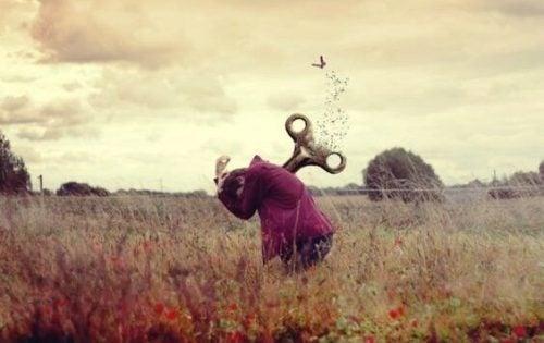 감정적 괴로움은 무엇일까?: 몸을 마비시키는 압도적인 두려움