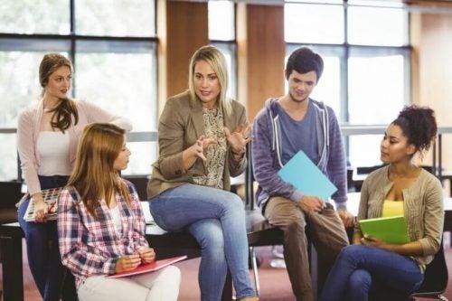 교육 심리학자의 관심 분야는 학습에 관련된 인지 행동이다
