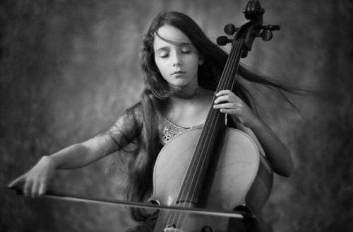 음악은 긴장을 완화시켜주는 능력이 있다