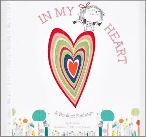 """아이들의 감정 이야기를 담은 책, """"내 가슴 속에"""""""