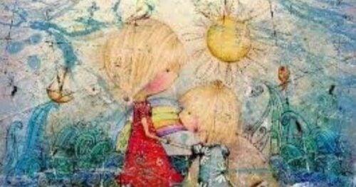 """아이들의 감정 이야기를 담은 책, """"내 가슴 속에"""" 01"""