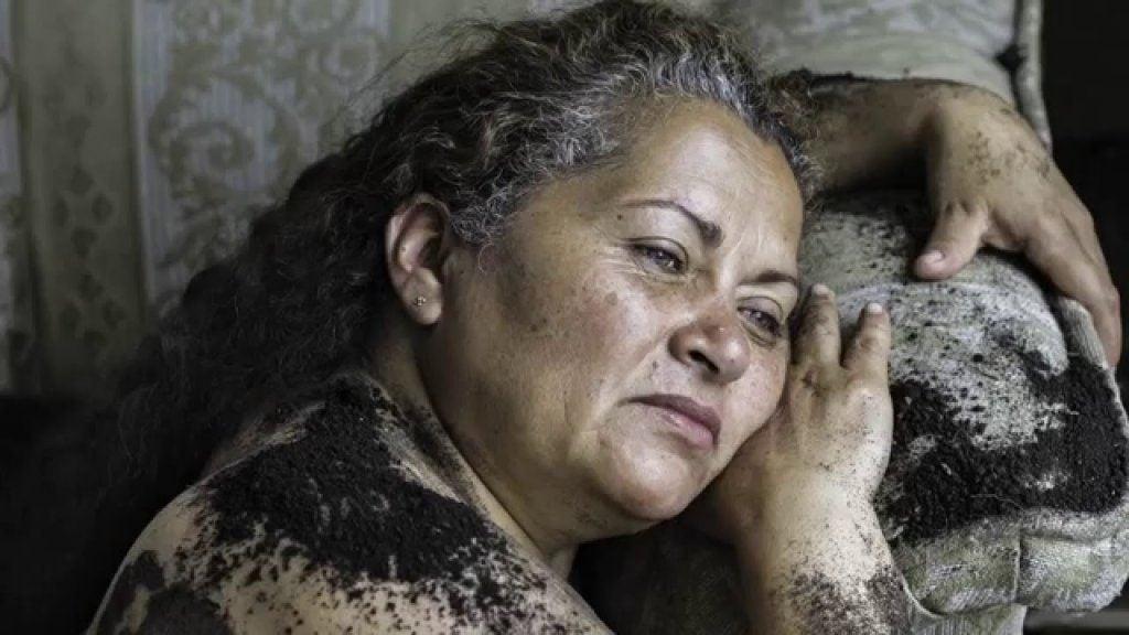 용기의 예: 소차의 어머니들