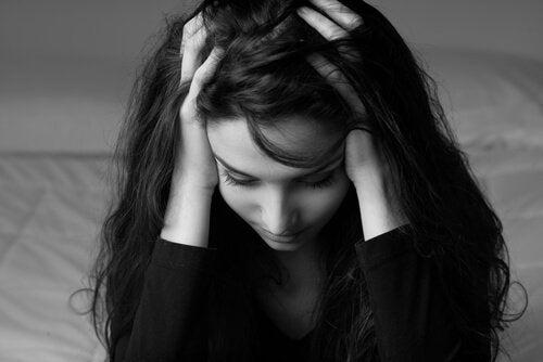 경험적 회피 장애를 겪고 있는가?