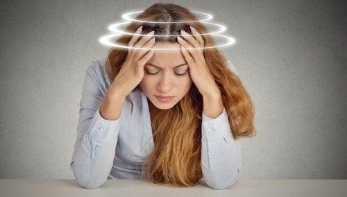 불안으로 생기는 잦은 현기증: 어떻게 해결할까?