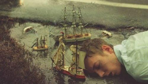 꿈에서는 부정적인 감정이 더 많이 표출된다