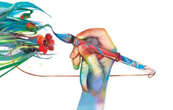 미술 치료의 이점