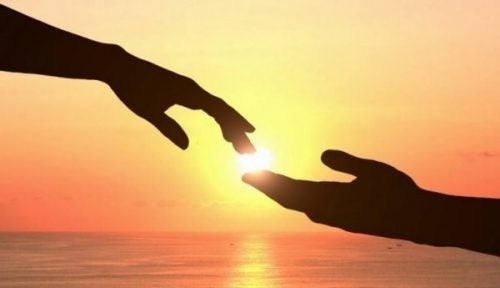 인간 자석 증후군은 자아도취와 상호 의존이 공존하는 관계이다