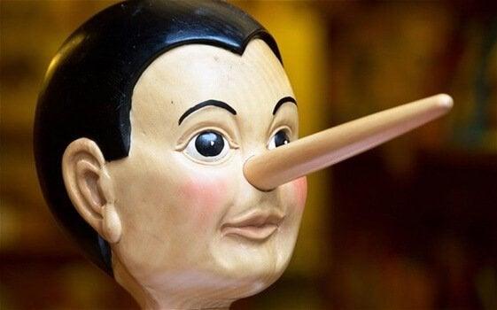 거짓말을 하는 사람들: 거짓말쟁이 두뇌