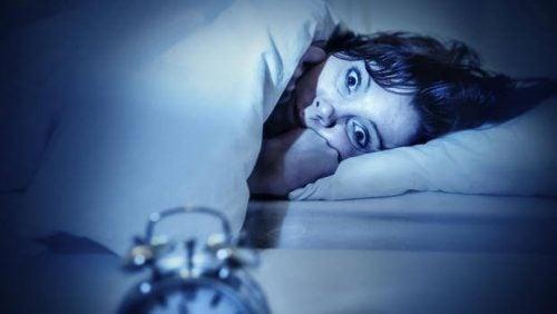 초자연적인 사건들이 수면 마비의 결과일 수가 있다